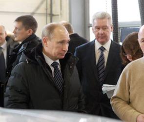Техосмотр 2012: премьер Путин против монополизации рынка ТО