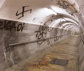В Воронеже в подземном переходе установят камеры