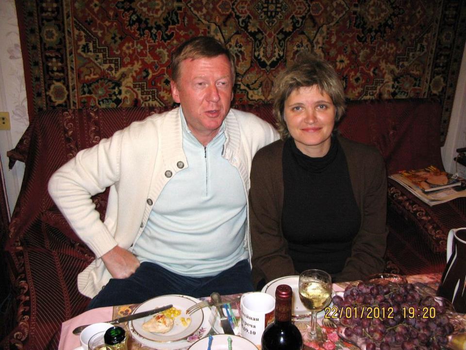 Слухи о свадьбе Анатолия Чубайса подтвердились