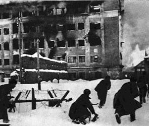 25 января - день освобождения Воронежа от фашистов