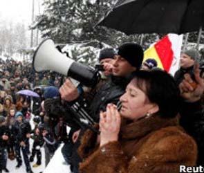 Алла Джиоева намерена стать президентом Южной Осетии 10 февраля