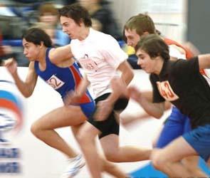 Воронежцы удостоились двух медалей первенства страны по легкой атлетике