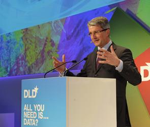 Будущее за цифровыми технологиями: Audi на конференции DLD