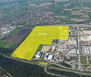 Audi продолжает расширять производство: новая площадка в Мюнхсмюнстере