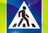 Каждая третья авария происходит с участием пешеходов
