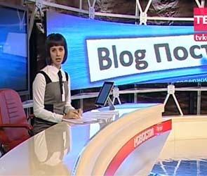 Телеведущая предложила похоронить Путина