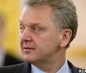 Христенко освобожден от должности министра