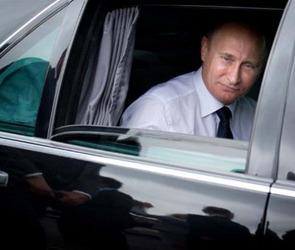 Кортеж Путина – не повод уезжать с дороги