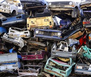 Программа утилизации старых автомобилей будет работать и в этом году