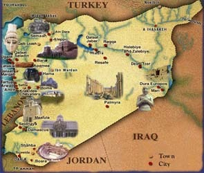 Россия и Китай спасают режим Башара Асада