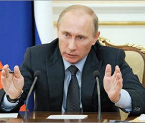 Путин против снижения цен на бензин
