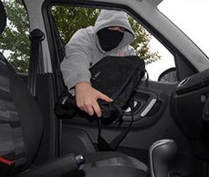 В Воронежской области похищена автомашина администрации