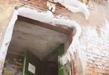 Горячая вода не дает жить жильцам пятого подъезда дома № 24 на ул. Кирова в Воронеже