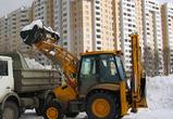 В Воронеже для расчистки дорог и уборки снега понадобилась дополнительная техника