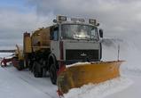 Зимой этого года с улиц Воронежа убрали более 168 тысяч кубометров снега