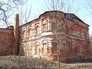 В селе под Богучаром дети учатся в ветхом здании