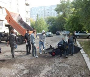 Студенты ВГАСУ начнут строить дороги в Воронеже