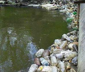 В воронежском ручье Безымянный обнаружены нефтепродукты