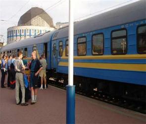 Нелегальная торговля на вокзалах и в поездах Воронежской области