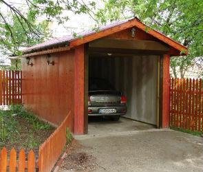 Проекты гаражей, виды и особенности монтажа