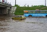 В Воронеже проблемы с ливневой канализацией