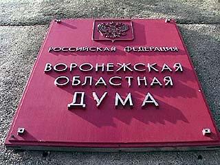 Воронежские депутаты обсудили новые законопроекты по изменению областного бюджета