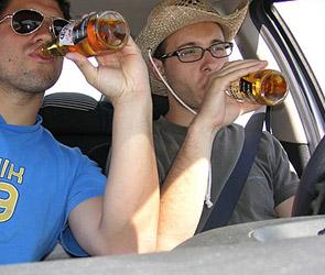 Пьяниц  за рулем будут наказывать по-разному