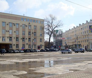 Путин приехал в Воронеж  – дороги почистили