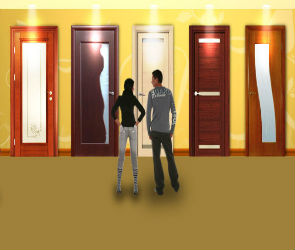 Дверь межкомнатная - как выбрать