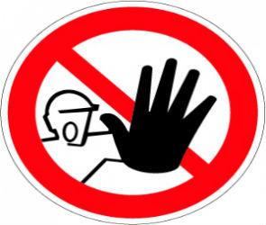Пожарная безопасность - предупреждающие знаки