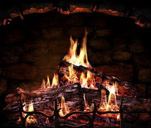 Печь, камин - выбираем дрова