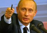 Владимир Путин обещает новые дороги
