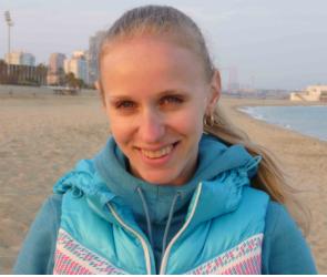 Евгения Маламид: интервью перед воронежским этапом Кубка России по скалолазанию