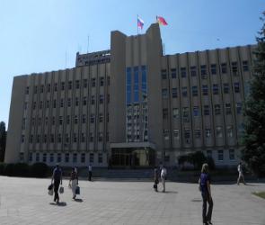 В Воронежской облдуме чиновники отчитались о демографической ситуации и безработице
