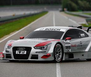 Audi A5 DTM – восходящая звезда трассы Хокенхаймринг
