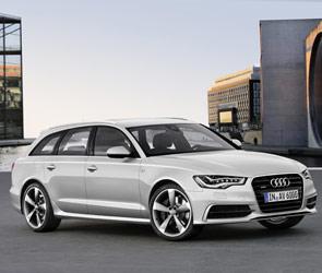 Audi A6 – обладатель престижной награды red dot award