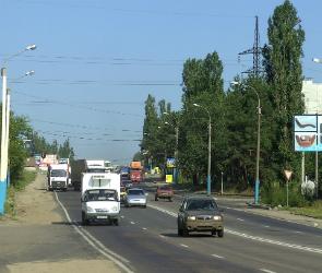 На автодорогах Воронежа появились технические новшества для регулирования скорости движения