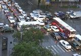 Пробки и аварии в Воронеже в пятницу 20 апреля