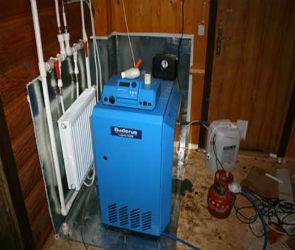 Нормы проектирования газовых котельных  в коттеджах