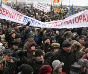 Государственная Дума приняла закон о прямых выборах губернаторов