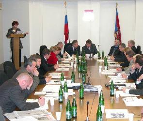 Воронежская дума утвердила положение о киосках и распределила бюджет