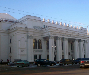 В Воронеже состоялось открытие театра драмы имени А. Кольцова