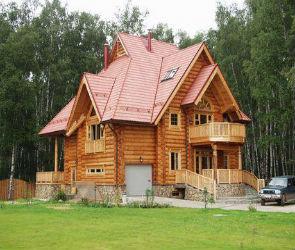 Срубы домов - цена в Воронеже