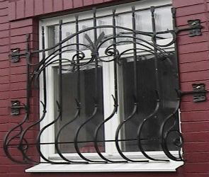 Решетки на окна - цена в Воронеже