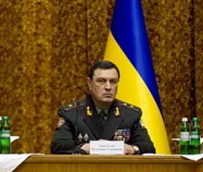 Украинские правоохранительные органы предотвратили военный переворот