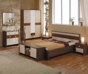 Дизайн интерьера квартир - спальни