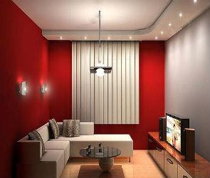 Дизайн интерьера квартир - гостиной