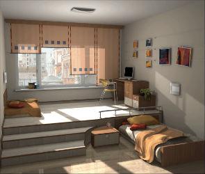 Планировка квартир - свободный стиль