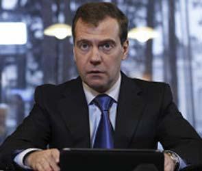 Дмитрий Медведев побеседует с Владимиром Познером
