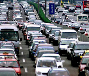 Пробки и аварии в Воронеже в понедельник 4 июня